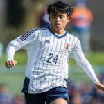 【必見】U-20日本代表、久保建英の期待に迫る!