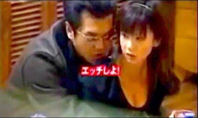 不倫カップルを演じる島田さんとほしのさん