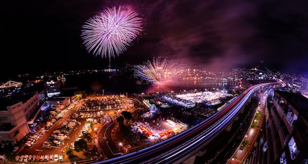 佐世保シーサイドフェスティバル2019の日程や駐車場は?花火や穴場スポットも紹介!