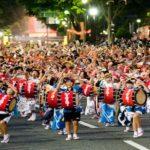 盛岡さんさ踊り2019の日程・駐車場は?見どころの『世界一の太鼓パレード』は圧巻の一言に!
