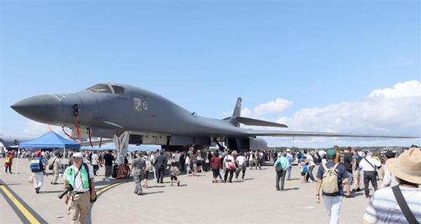 三沢基地航空祭2018の臨時駐車場・オススメ有料駐車場について紹介!