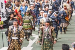 静岡まつり2019の日程や交通規制は?大御所花見行列や夜桜乱舞の見どころについても!