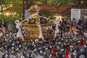 府中くらやみ祭り2019の屋台の時間や神輿について!交通規制についても紹介!
