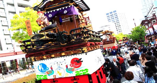 大垣祭り2019の日程は?屋台情報や駐車場、見どころなどについても紹介!