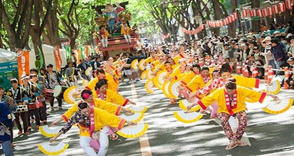仙台青葉まつり2019の日程やスケジュールは?交通規制についても紹介!