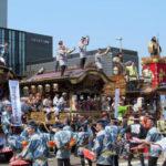 成田祇園祭2019の日程と山車・屋台の時間!駐車場と交通規制についても紹介!