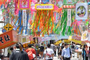 茂原七夕祭り2019の日程や駐車場は?屋台や交通規制についても紹介!