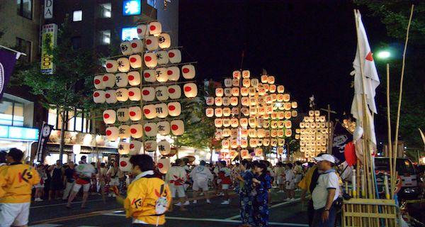米子がいな祭り2019の日程・花火について!駐車場や交通規制についても紹介!
