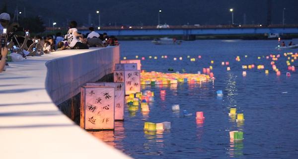 石巻川開き祭り2019はディズニーとブルーインパルスが参戦!スケジュールと花火、交通規制についても!