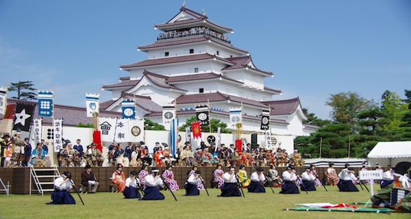 会津まつり2019の日程やゲストについて!交通規制やルートについても!