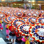 鳥取しゃんしゃん祭り2019の日程や花火について!交通規制や屋台についても紹介!