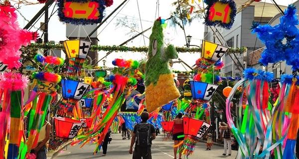 福生七夕祭り2019の日程や織姫コンテストについて!出店屋台や駐車場も紹介!