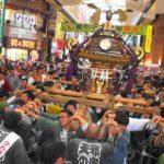 川崎市民祭り2018の日程や時間、駐車場は?屋台やフリマ情報についても!