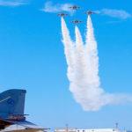 小松基地航空祭2018の穴場スポットがこちら!予行演習やアクセス・スケジュールについて紹介!
