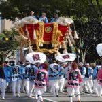 堺まつり2018の日程やパレードの時間は?前夜祭・交通規制についても紹介!